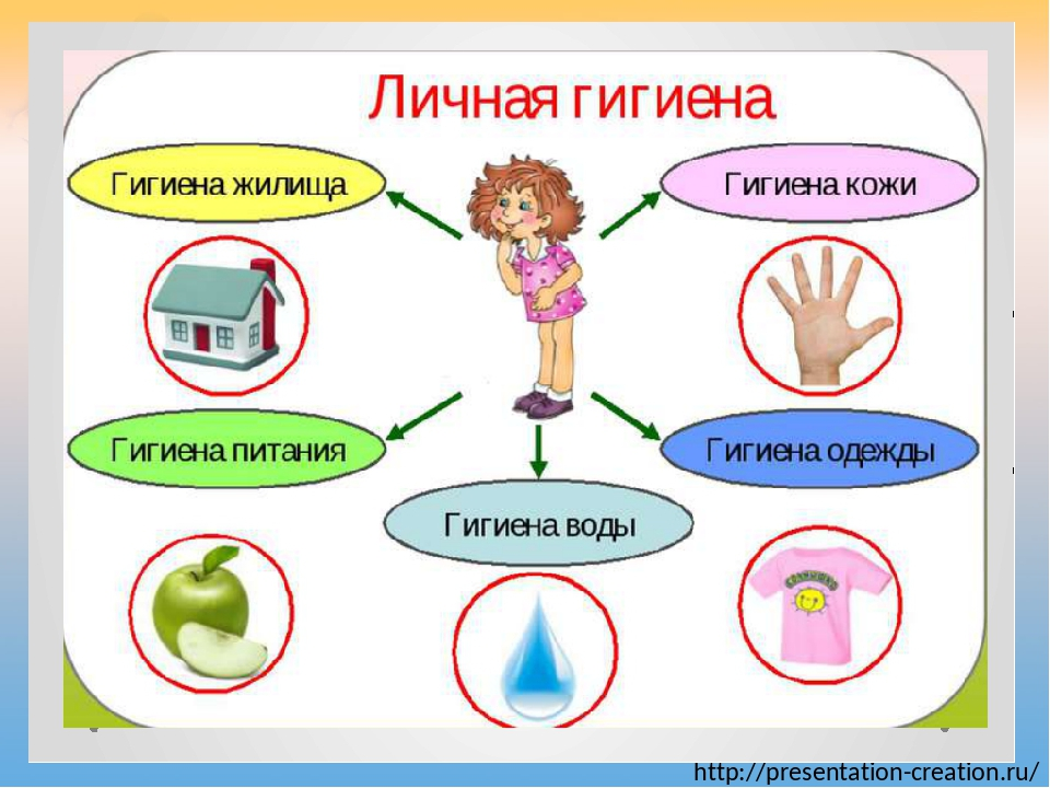 4. Личная гигиена http://presentation-creation.ru/