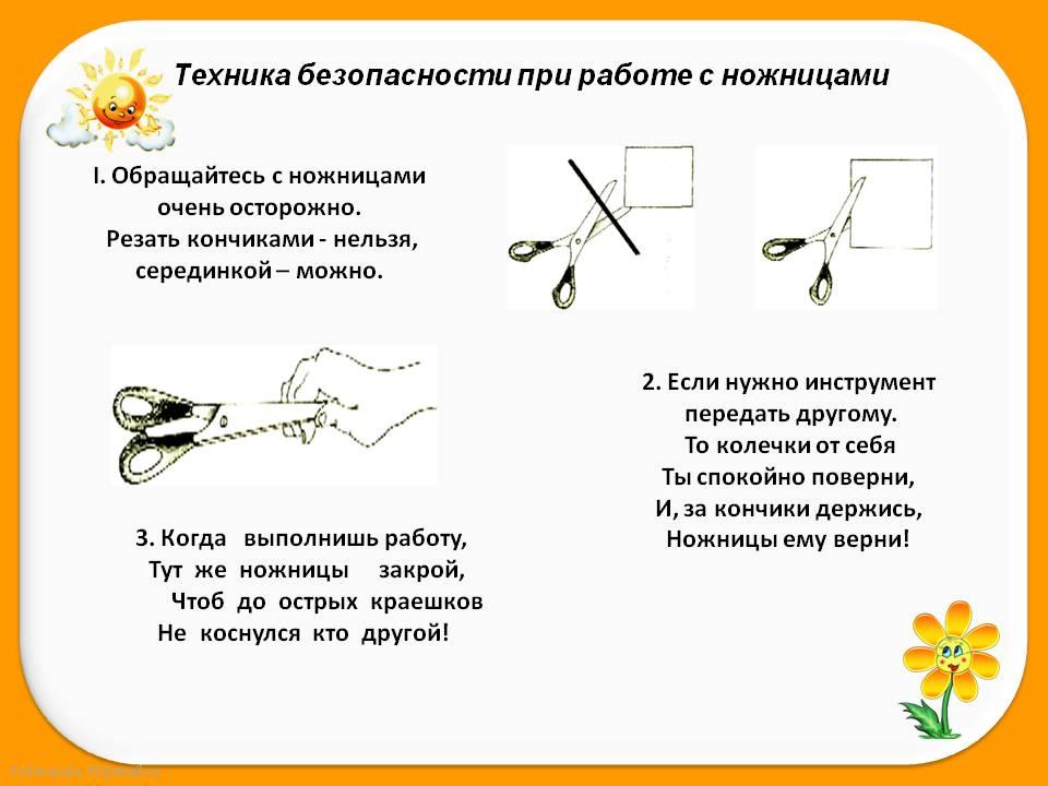 картинки правила пользования ножницами затрудняетесь выбрать