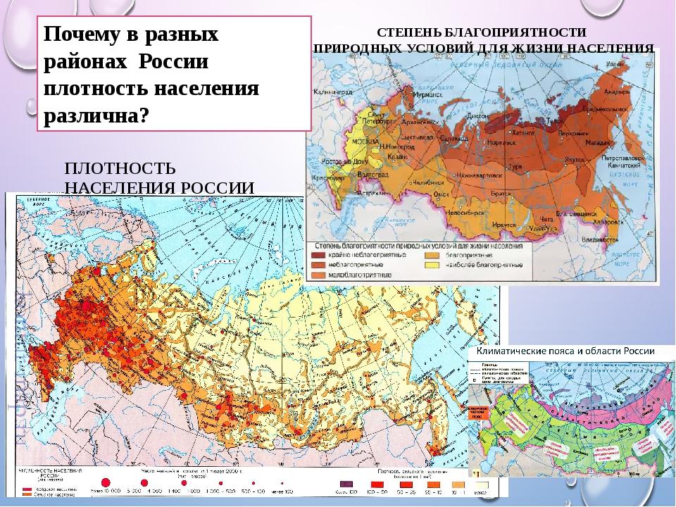 должны быть плотность населения россии картинки сказать что