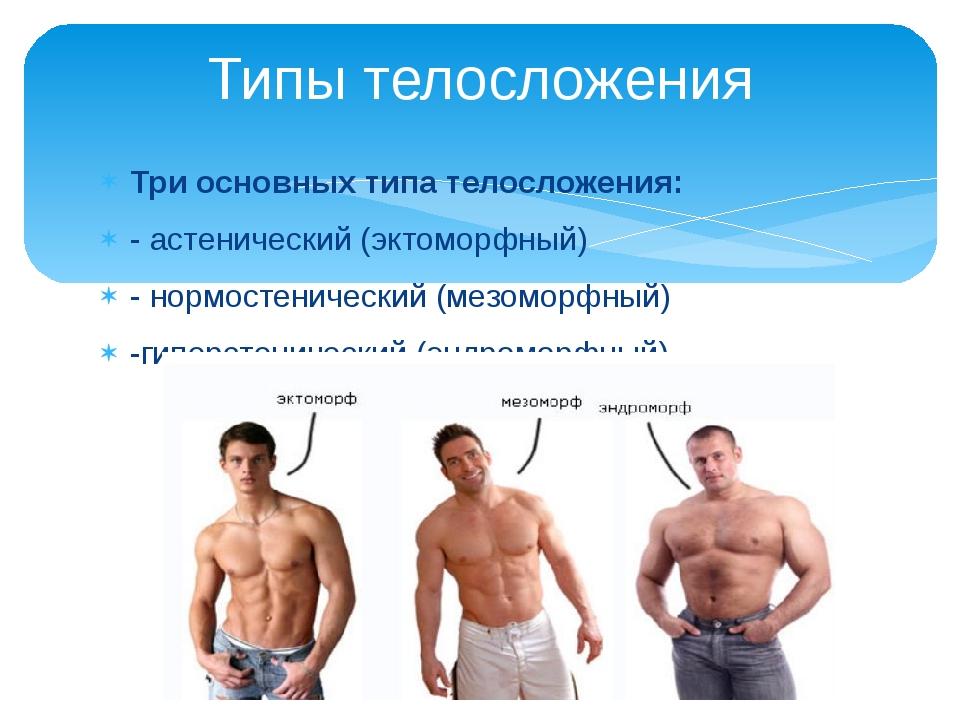 астенический тип телосложения фото если еще