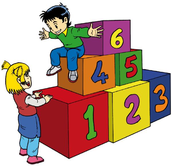 Картинка по математике для детей