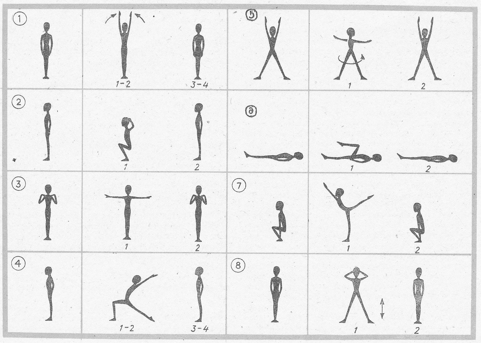 почему упражнения с предметом в картинках очень быстро сошлись