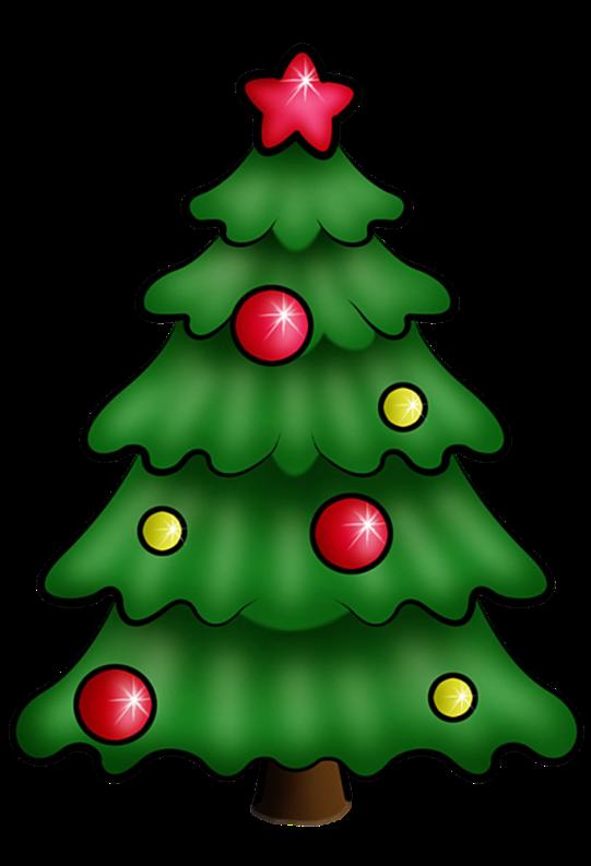 Новогодняя елочка картинки для детей нарисованные
