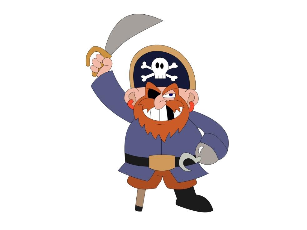 Картинки для пирата, своими руками марта