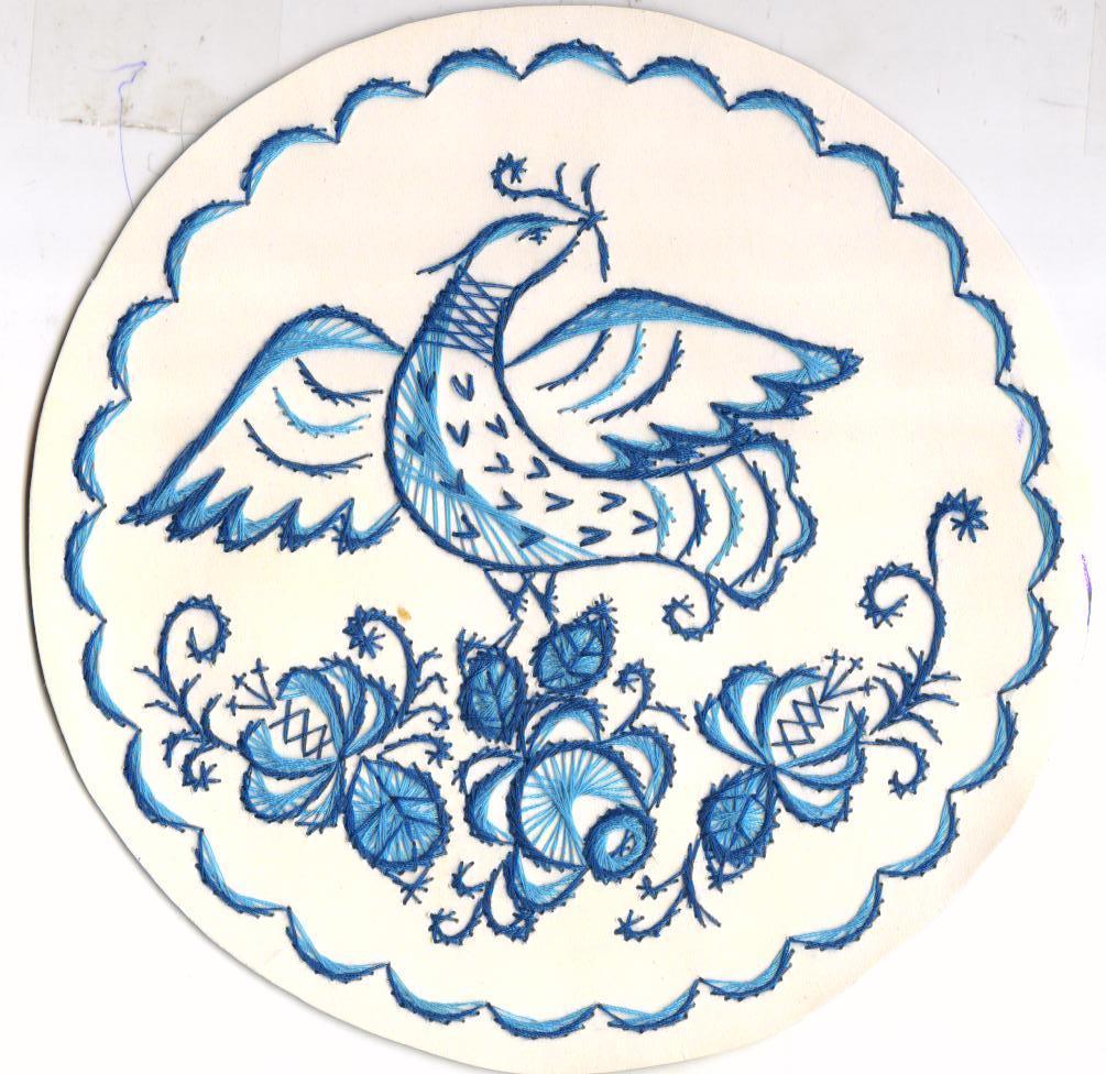 Роспись гжель картинки шаблоны тарелок