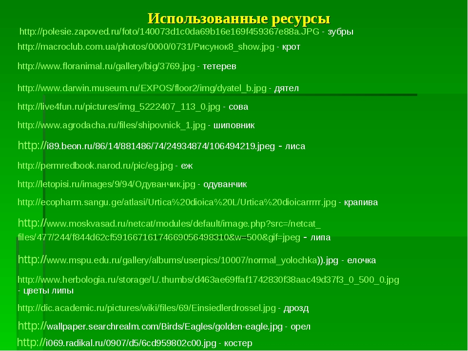 Использованные ресурсы http://macroclub.com.ua/photos/0000/0731/Рисунок8_show...