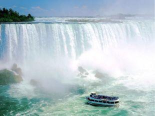 Падая с высокого уступа река образует водопады. Самый высокий водопад Анхель