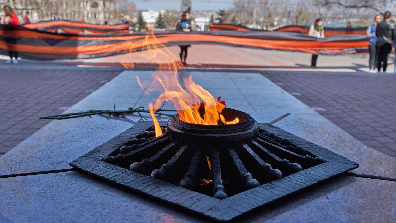 вечный огонь севастополь фото