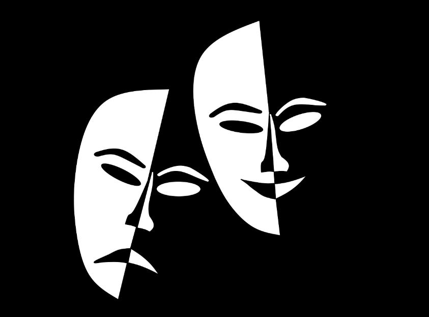 Эмблема театра картинка