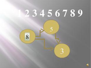 1 2 3 4 5 6 7 8 9 3 8 5