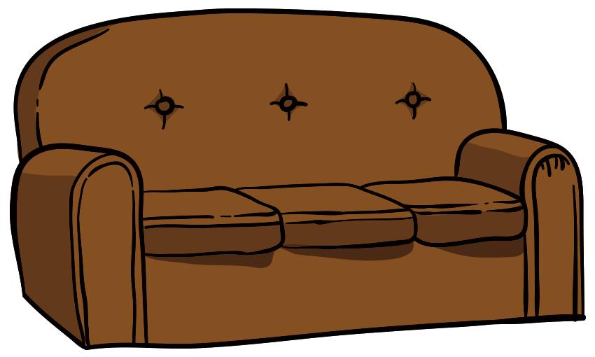 картинки из мульта диван решил узнать