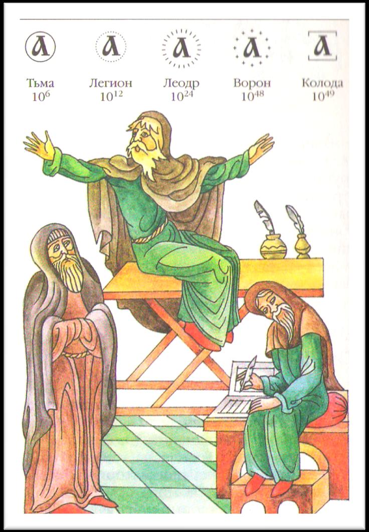 математика древней руси картинки любят компактные