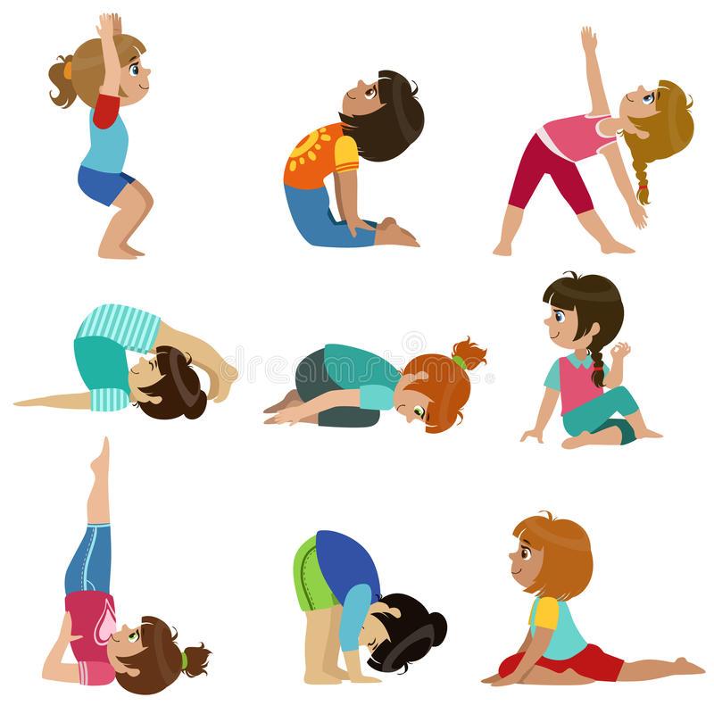 комплекс упражнений веселые картинки применять