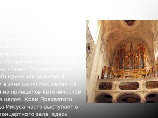 V Интересные факты о соборе За время своего существования костел стал важным