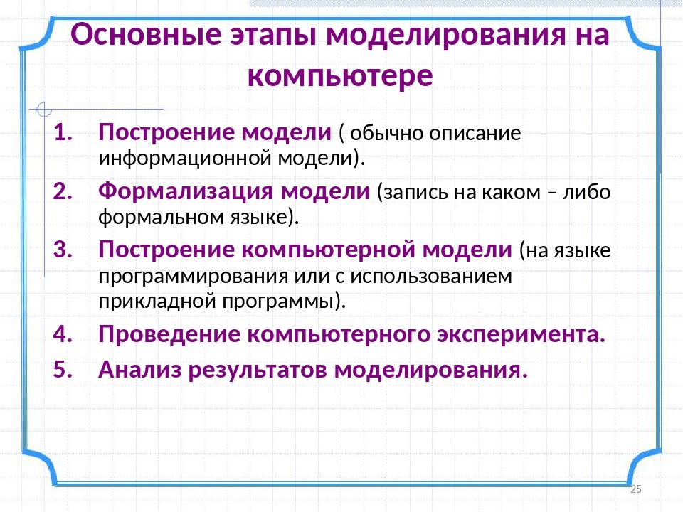 Приведите примеры программных средств для работы с компьютерными моделями работа для девушек в мвд новосибирск