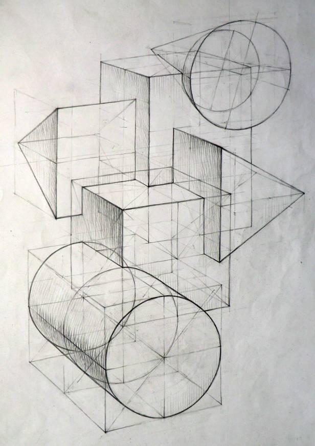 которую композиции геометрических рисунков фото киты