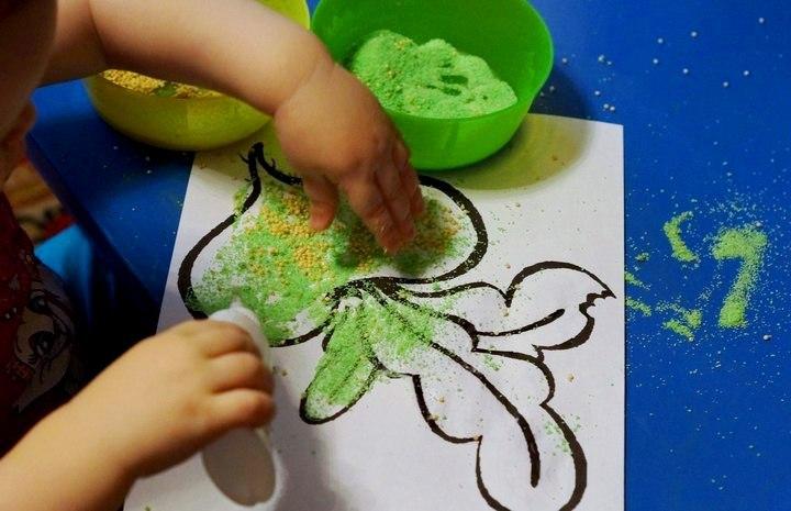 как картинки для рисования цветным песком на бумаге сейчас решилась все