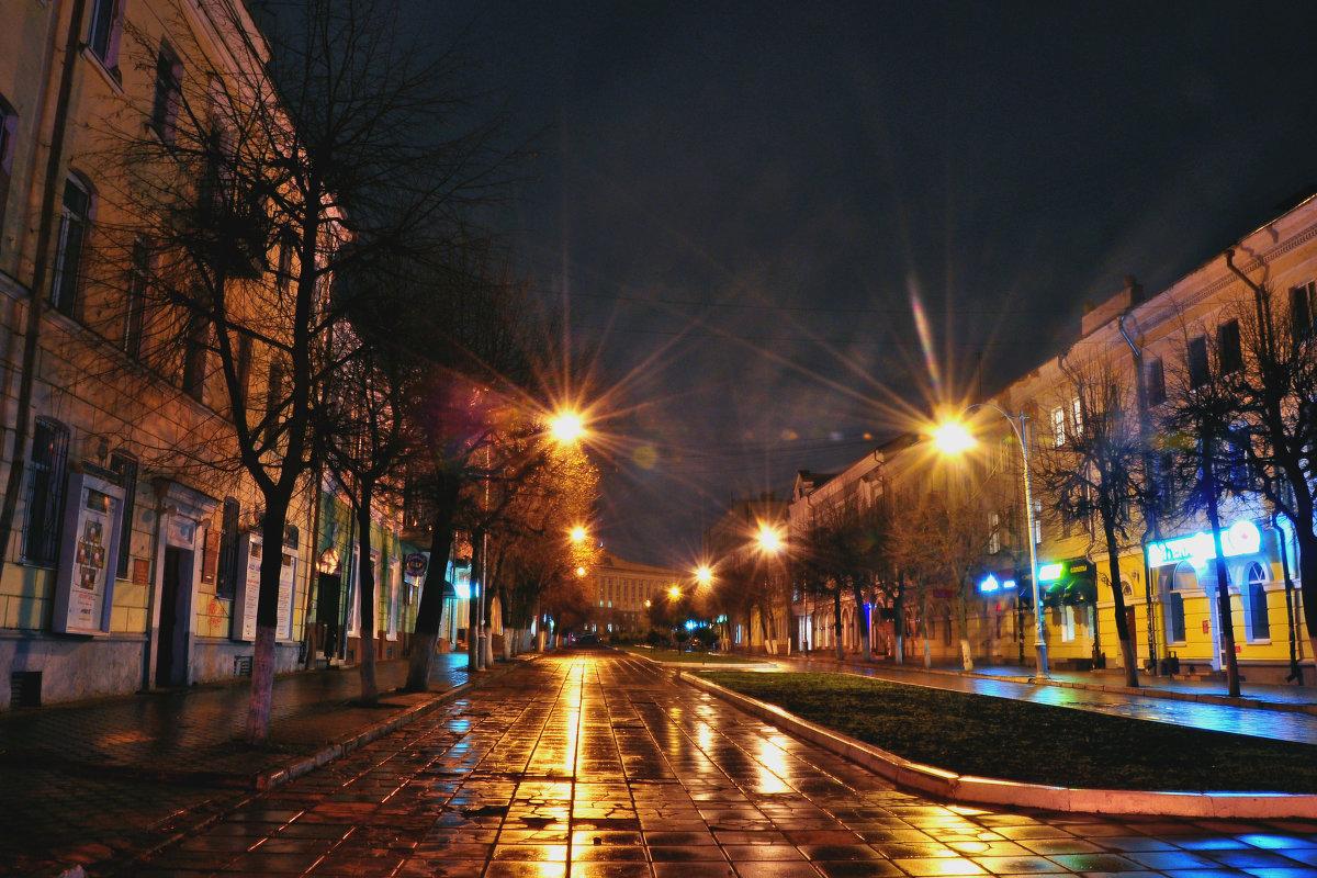Фото улицы города орла