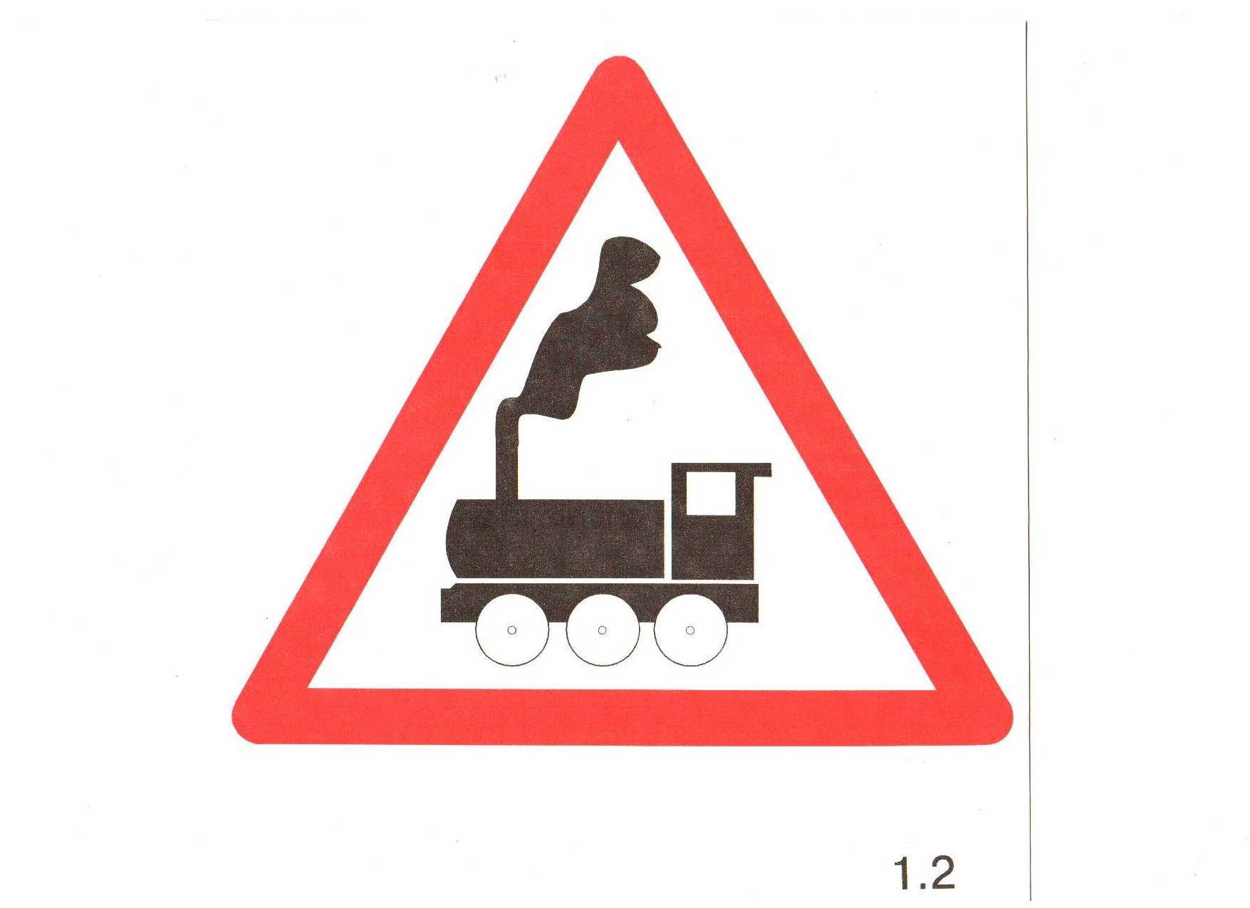 Знак железная дорога картинки для детей