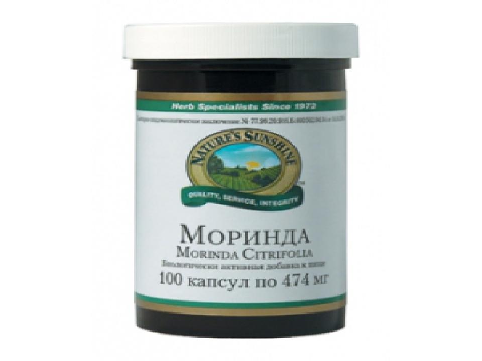 Моринда (Morinda) 100 капсул Обеспечивает баланс эндокринной системы. Укрепля...