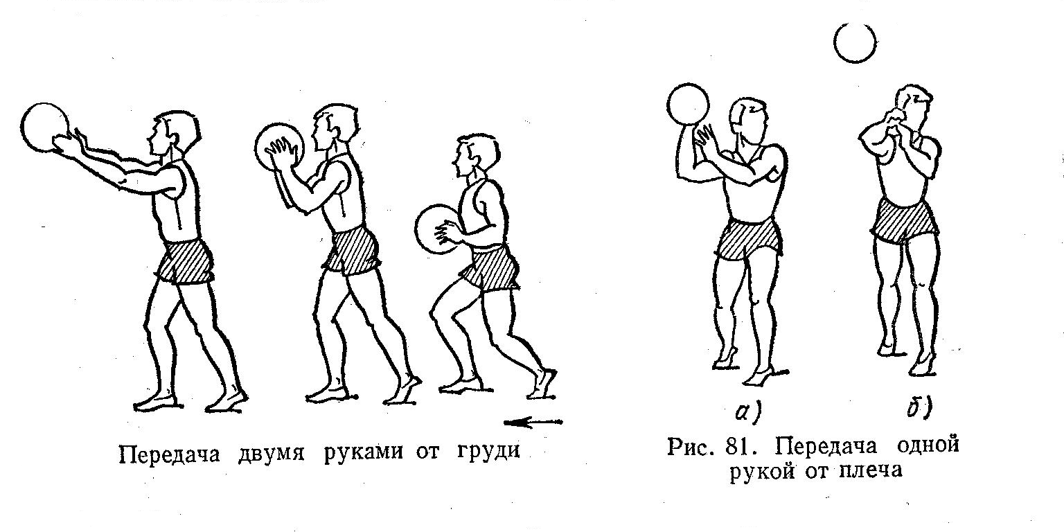 картинки, техника передачи мяча в баскетболе картинки картинка