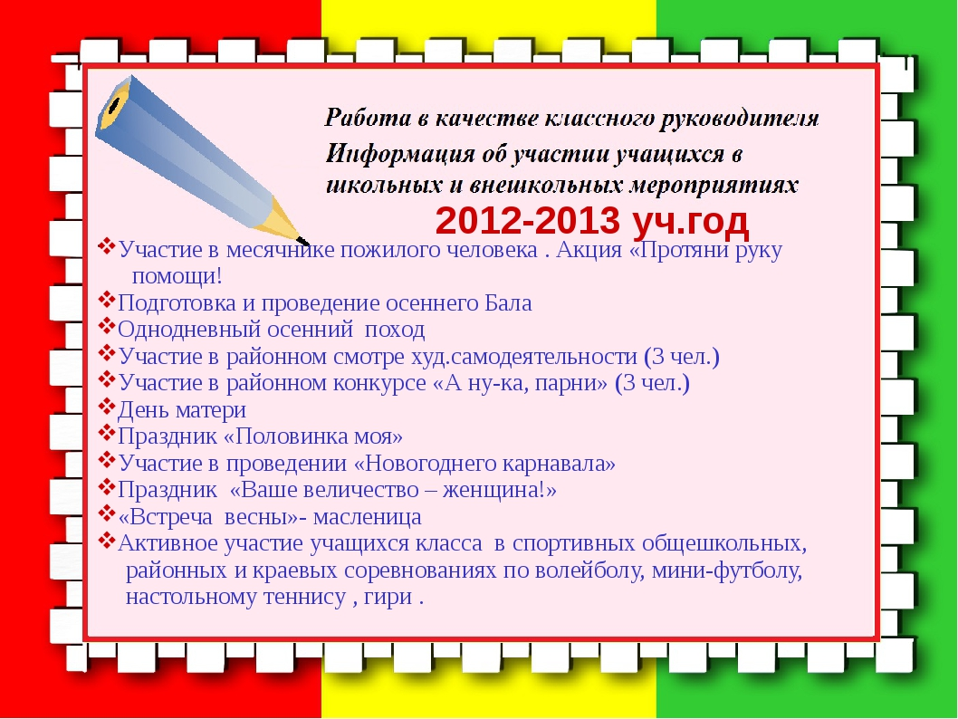 2012-2013 уч.год . Участие в месячнике пожилого человека . Акция «Протяни ру...