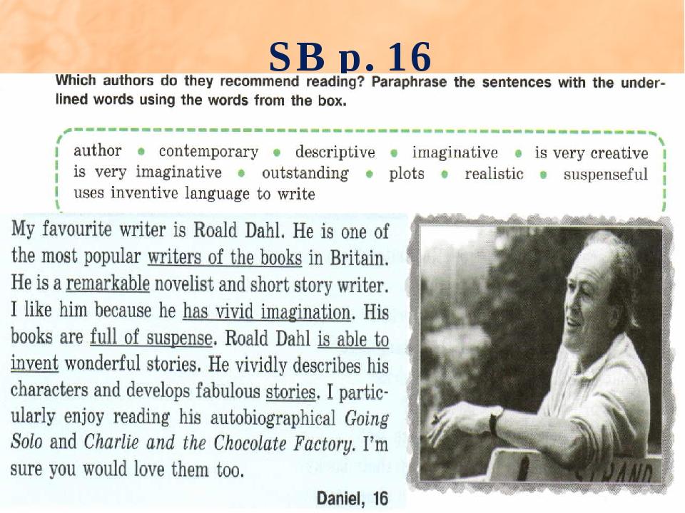 SB p. 16