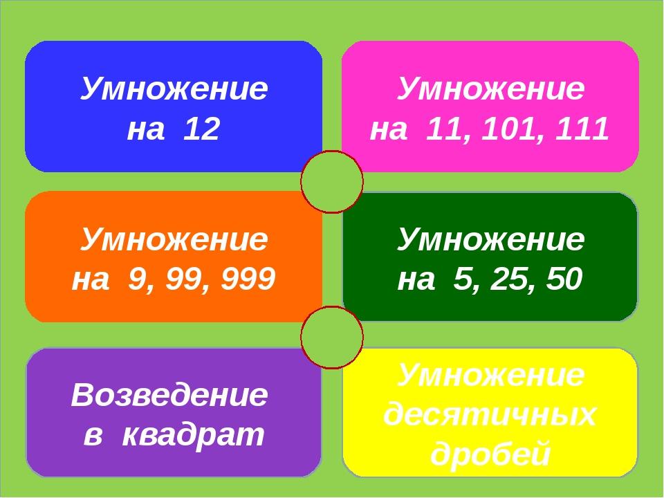 Умножение на 5 , 25, 50 5 = 10 : 2 25 = 100 : 4 50 = 100 : 2