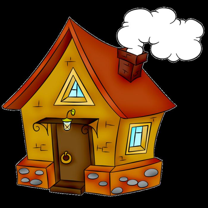 Дома картинка для дошкольников