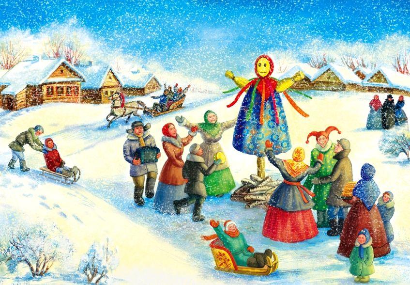 Картинки масленица для детей в детском саду