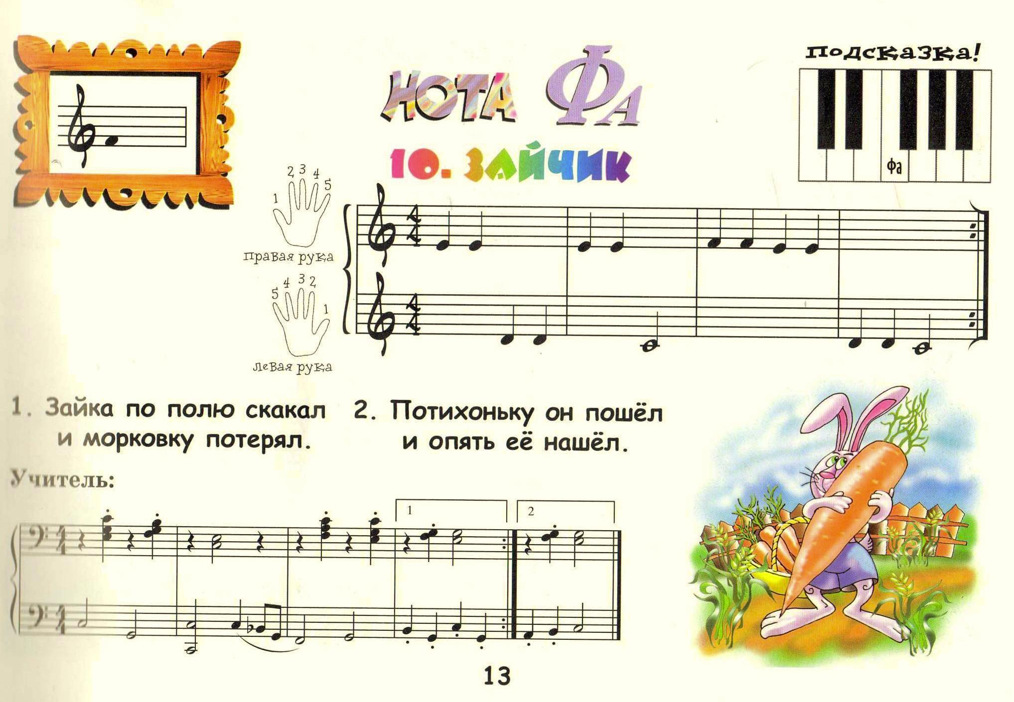 можно мелодии на фортепиано для начинающих в картинках поменяла нашей