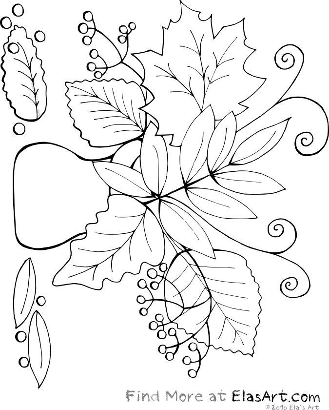 основного цвета картинка букет осенних листьев раскраски стала символом мужества