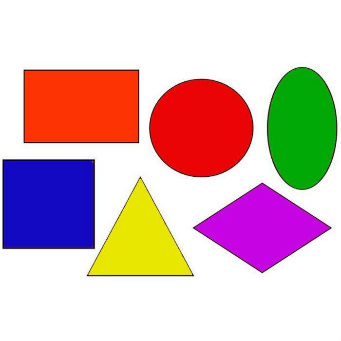 картинка геометрические фигуры и формы фотографиях каталога нашей